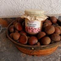 Új sztár születik: Rumos-vaníliás gesztenyelekvár