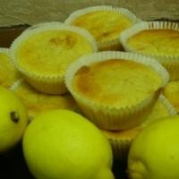 Citromos-joghurtos muffin citromlikőr nélkül...