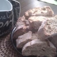 Cantuccini- a rusztikus olasz süti