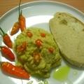 Egy falatnyi Kelet:Humusz recept