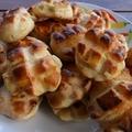 Mennyei krumplis pogácsa