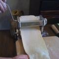 Garfield eledele, a lasagne