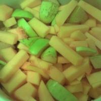 A nagyon narancsszínű leves- Chilis-zsályás sütőtök-krémleves