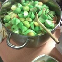 Igazi kulináris ízélmény: Mézes-mustáros szósz zöldparadicsommal