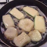 Nem kell mindig kaviár: Palacsintatésztában sült zöldségek
