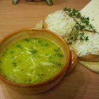 Olcsó és gyors : Hagymaleves sajtos piritóssal