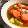 Zöld minestrone