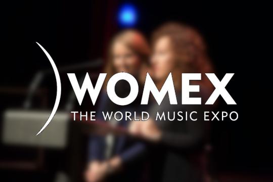 WOMEX 2020 Budapest