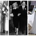 12 ikonikus esküvői ruha a történelemből