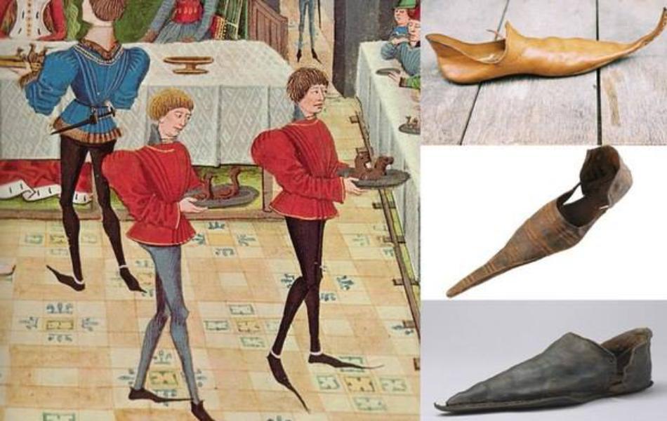 Tökfedő, csúcsos cipő és fűző Rizsporos hétköznapok
