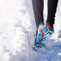 Don't hang up your running shoes in winter!