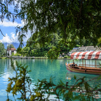 Egy varázslatos hely, a Bledi-tó