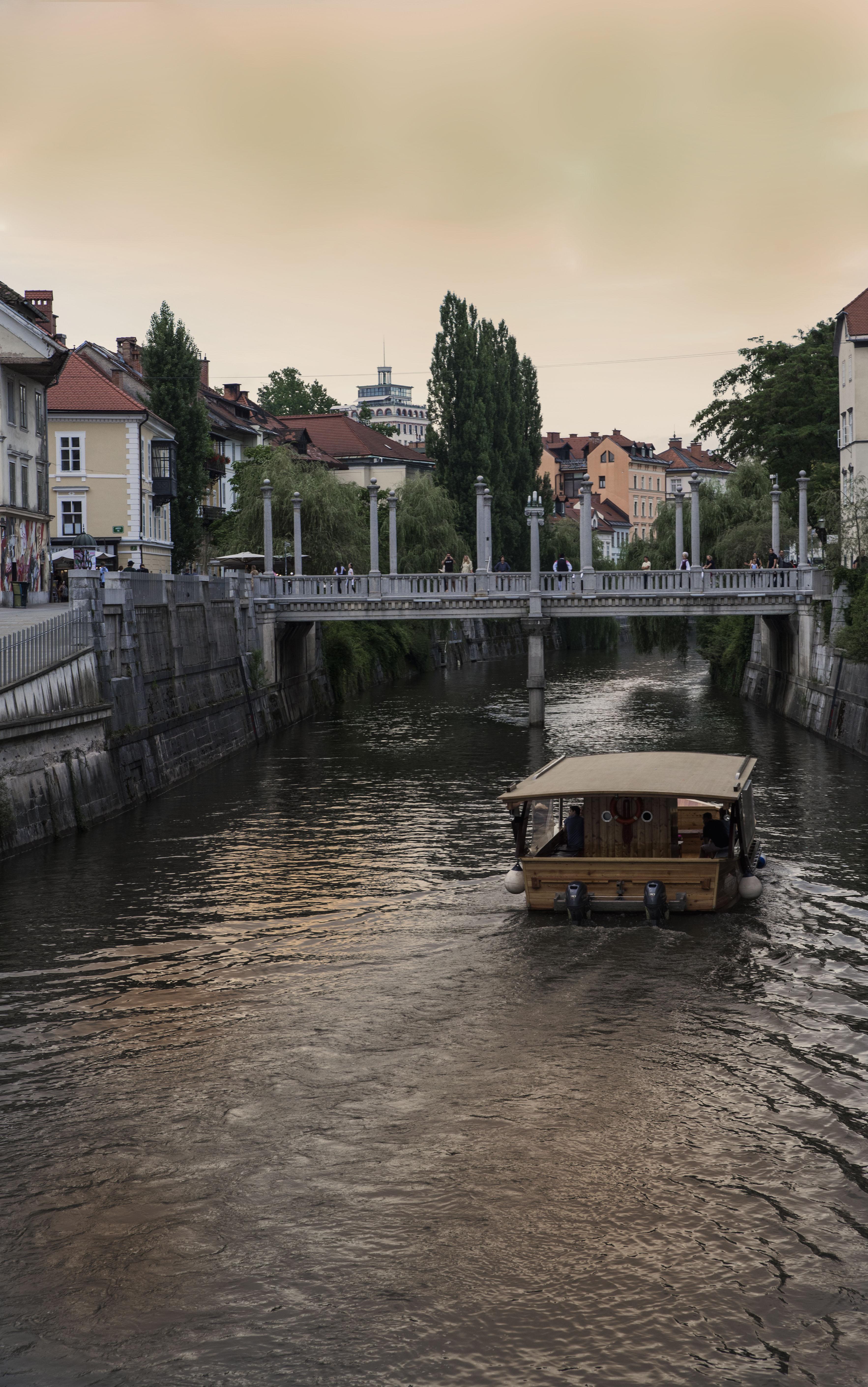 Ljubljanai folyó<br />Sandor Adasz Photography<br />All right reserved