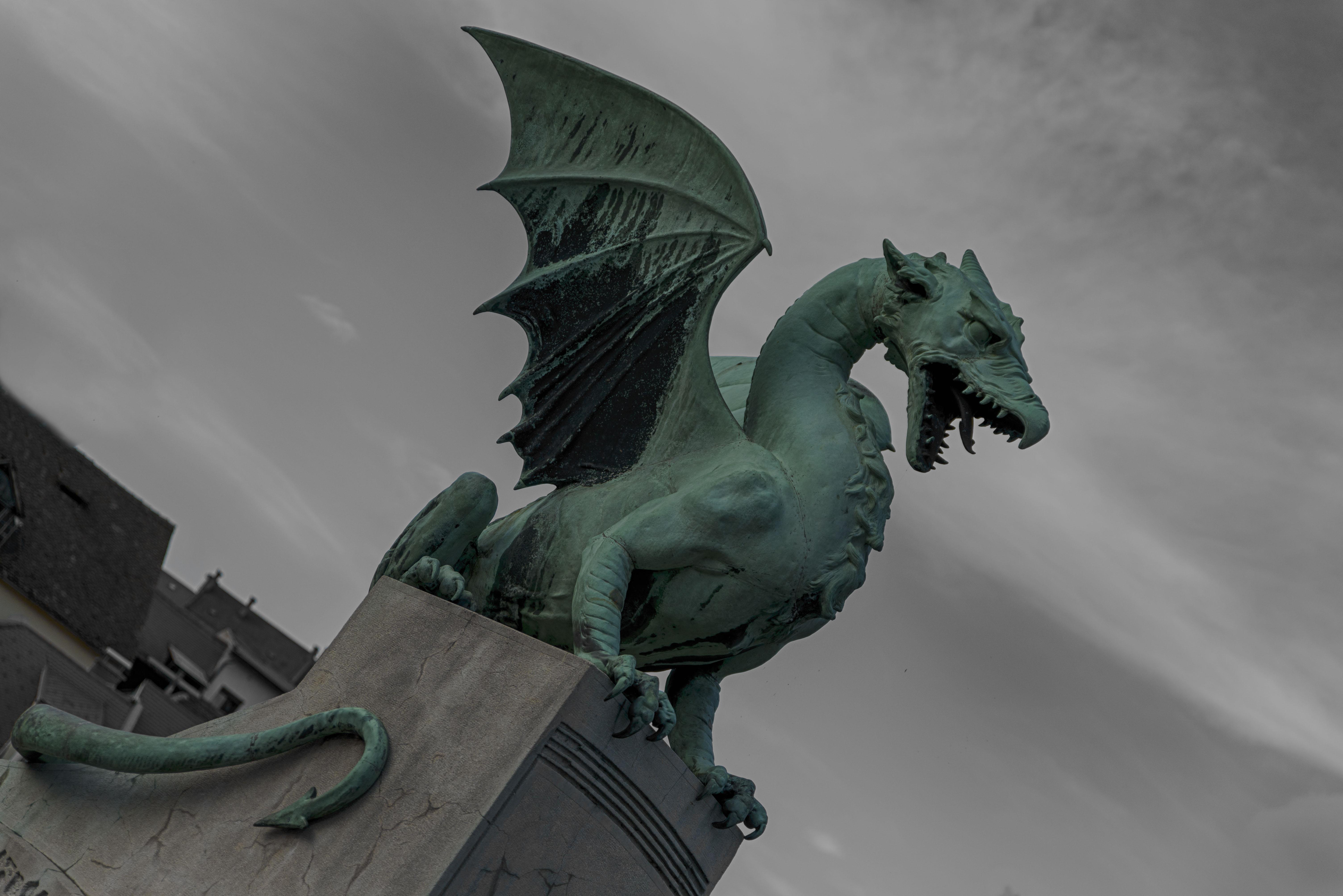 A város szimbóluma, a sárkányos híd<br />Sandor Adasz Photography<br />All right reserved