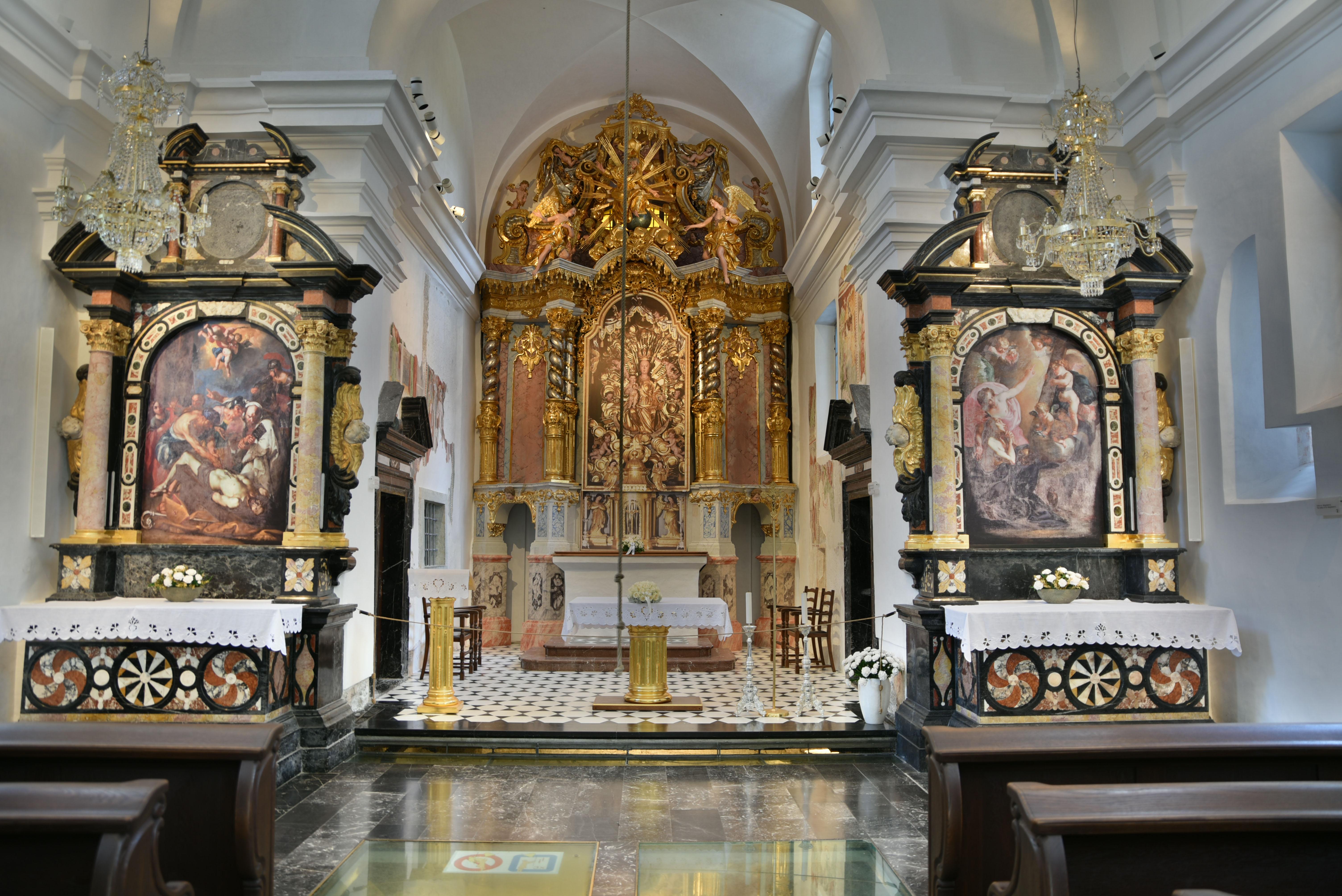 Mária mennybemenetel templom, itt lehet kívánság harangot kongatni<br />Sandor Adasz Photography<br />All right reserved