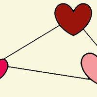Azok az áldott-átkozott szerelmi háromszögek...