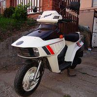 A legcsúnyább kedvenc: Honda Beat 50