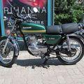 Szocreál Yamaha moped?