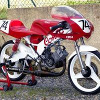 Ellopják-e a  mopedből épített sportmotort?