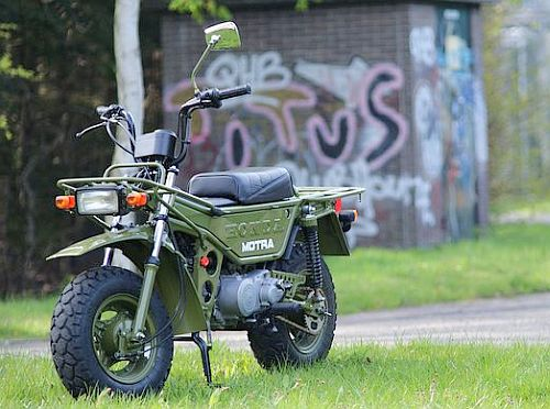 Honda segédmotor