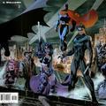 Roboraptor Comic – Batman Hush (2004)