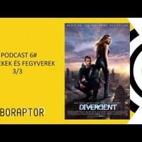 Roboraptor Podcast 6# - Gyerekek és fegyverek 3/3