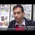 5# Roboraptor Video - 10. Budapesti Nemzetközi Képregényfesztivál - Intro