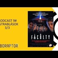 Roboraptor Podcast 9# - Testrablások 3/3: Az invázium (1998)