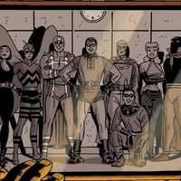 Minutemen két percben: Darwyn Cooke - Before Watchmen