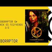 Roboraptor Podcast 6# - Gyerekek és fegyverek 2/3
