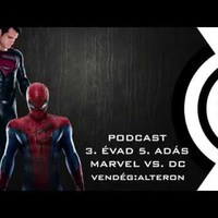 R.P. S03E05: Alteron vs. Dr. Hardlove & Mr. Rabbit – DC vs. MARVEL