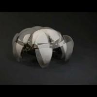 Morphex, gömbrobot lábakkal