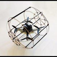 HyTAQ,  a repülő gömbrobot