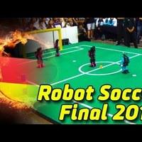 Robocup 2010 kid size döntő