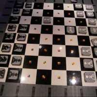 LEGO sakk XXL-ben