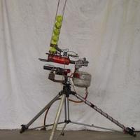 Baseballozó robot
