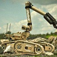 Robotok Fukusimában