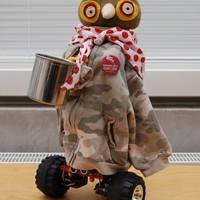 BegR, a pénzgyűjtő robot