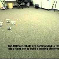 Robotot segítő robotok