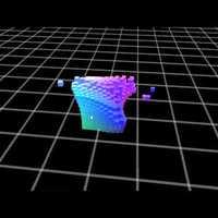 3D interaktív felület a ROS-hoz