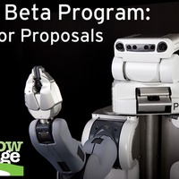 PR2 robot Beta program