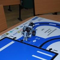 II. Mobilrobot Programozó csapatverseny