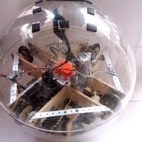 Hungaroszféra, a gömbrobot