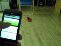 RC autó irányítása Androiddal