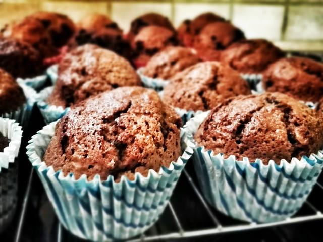 muffinsütés