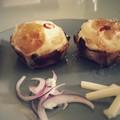 a reggeli muffin