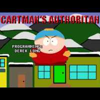 LaLee's Games: Cartman's Authoritah