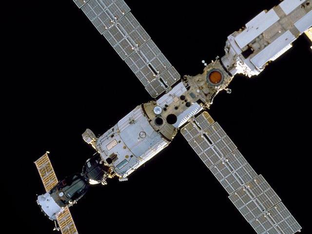 Újabb repedést találtak a Nemzetközi Űrállomás Zvezda modulján