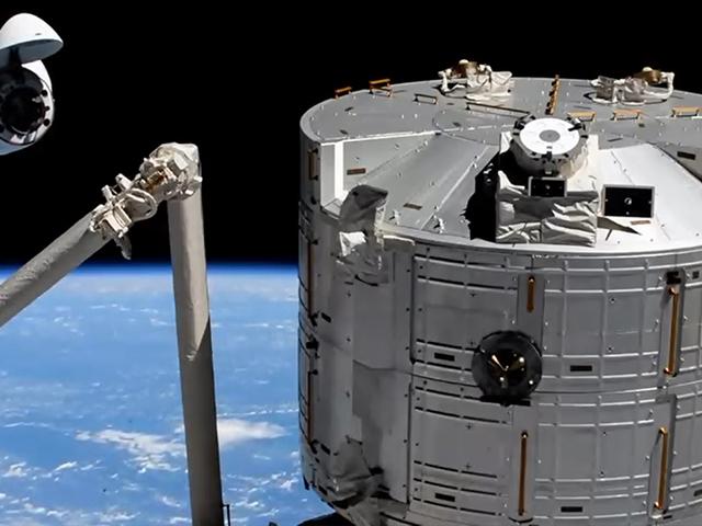 A Crew Dragon érkezésével 11 főre bővült az ISS legénysége