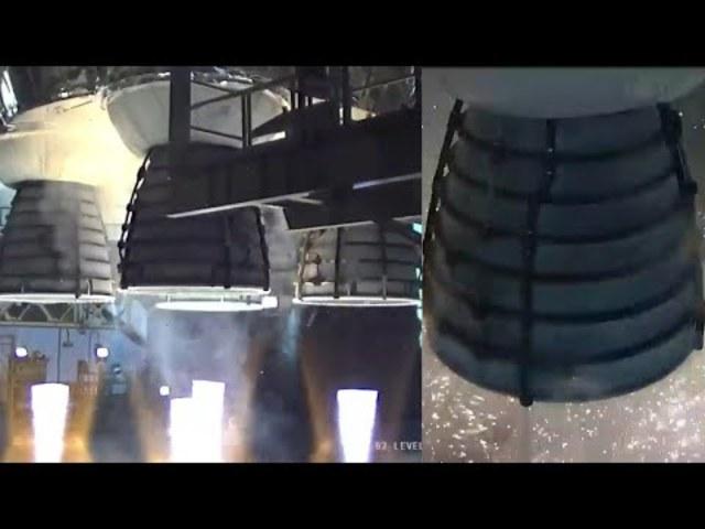 A tervezettnél rövidebbre sikerült a SLS Hot Fire teszt